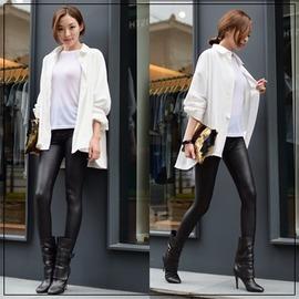 韓國妹~eok0190~韓國連線Nclass 正品. 韓國製超激瘦完美緊身褲. 黑色