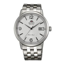 ~時間伙伴~ ORIENT 東方錶 DATE系列 日期顯示 機械錶 鋼帶款 FER2700