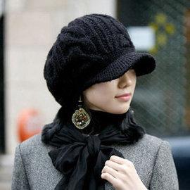 免 ~買窩^~親子款 保暖禦寒系列~大童少淑女 大人皆可戴 款親子帽^^^^~編織保暖帽