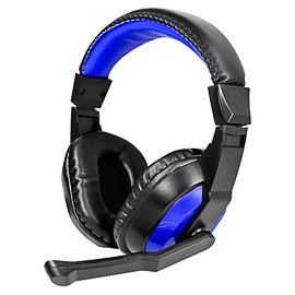 哈GAME族 ~滿490免 ~可 ~耐嘉 KINYO EM~3653 頭戴式立體聲耳機麥