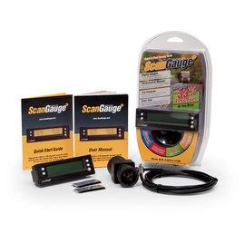 ScanGauge D 貨 診斷儀 監控儀器 HUD 油耗儀 清除讀取故障碼