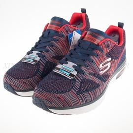 Skechers  (男) 運動系列 Skech Air 氣墊慢跑鞋-51483NVRD
