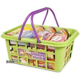 ~ 英國 CASDON 家電玩具 ~超市 提籃組╭~ JOYBUS歡樂寶貝