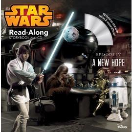 Star Wars: A New Hope 星際大戰:曙光乍現  附CD