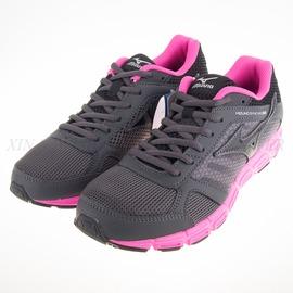 Mizuno  SYNCHRO SL 女慢跑鞋-黑/粉-J1GF162809