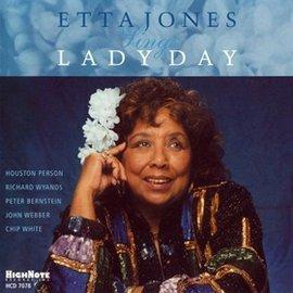 ~艾塔瓊斯 ~ 比莉哈樂黛名曲集  Etta Jones ~ Lady Day