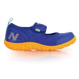 NEW BALANCE 男女中童休閒鞋(免運 童鞋 NB N字鞋【02015516】≡排汗專家≡