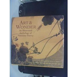 ~書寶 書T2╱藝術_NKP~Art and Wonder _Kate Farrell