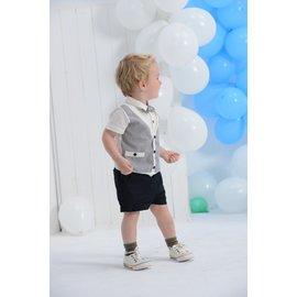 BABY KING  6124 平織短褲 80cm~130cm