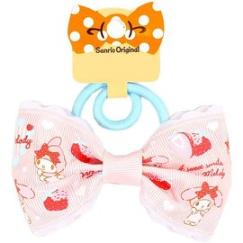 Pun Lapin 正品Sanrio三麗鷗 蝴蝶結髮束 髮帶 綁頭髮 髮飾 美樂蒂Melo