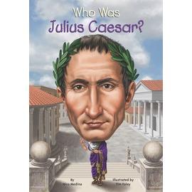 Who Was Julius Caesar 誰是凱撒大帝