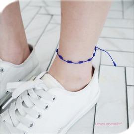 MINA韓國 ^~W689196^~• •小巧精緻手鍊  腳鍊^~5色^~