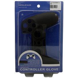PS4 無線控制器 手把 D4把手 果凍套 矽膠套 保護套 TB^(黑色^)~台中恐龍電玩
