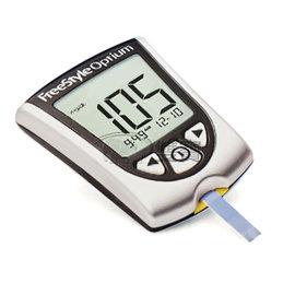 亞培輔理善越佳型(歐騰愛易測)血糖機OPTIUM XCEED