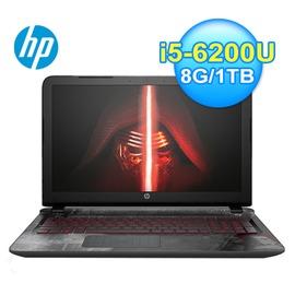 HP 惠普 Star Wars 15~an011TX筆電
