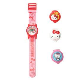 ~Hello Kitty~凱蒂貓 兒童玩具 Kitty變裝手錶 A300