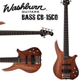 ~非凡樂器~Washburn BASS 五弦電貝斯 絕版  發售 來電試琴~CB~15 C