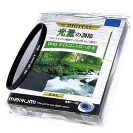 Marumi DHG ND8 43mm 多層鍍膜減光鏡^(薄框^) 減3格 MADE IN