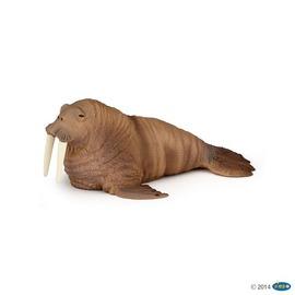 ~法國 PAPO正品~精緻仿真動物模型 ~ 海洋動物 56014 海象 Walrus