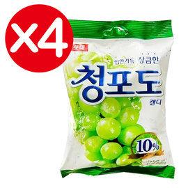 萬花筒 ~青葡萄糖~首爾 청포도 캔디 119g^(包^)^~4 香甜好吃 韓國必買