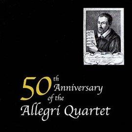 ~阿雷格弦樂四重奏 The Allegri String Quartet ~ Allegr