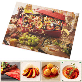 ^~BRUNO^~ COMPACT HOTPLATE RECIPE BOOK 精巧加熱烤盤