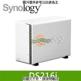 Synology DS216j 儲存伺服器 ◆專為每日 的多 個人雲端儲存空間◆雙核心 C