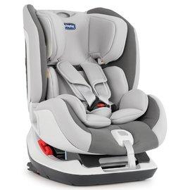 【紫貝殼】『GCG05-1』義大利 Chicco Seat Up 012 Isofix 安全汽座(時尚灰) 義大利原裝進口【公司貨】