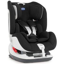 【紫貝殼】『GCG05-3』義大利 Chicco Seat Up 012 Isofix 安全汽座(夜幕黑) 義大利原裝進口【公司貨】