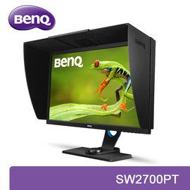 BenQ 明基 SW2700PT 27型 QHD 顯示器  AHVA  IPS  10bi