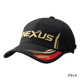 ◎百有釣具◎SHIMANO CA-119P 精美刺繡 GORE-TEX 防潑水 透氣 遮陽釣魚帽 顏色:黑(45285 6) / 紅(45287 0)
