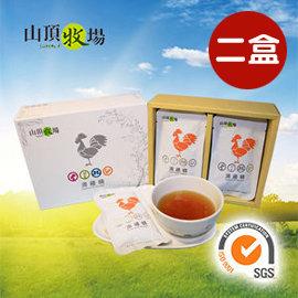 【山頂牧場】原味滴雞精(二盒裝) 純天然/無添加/豐富營養/產前產後