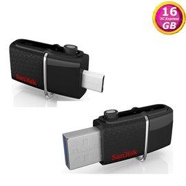 SanDisk 16GB 16G OTG~SDDD2~016G~Ultra Dual mi