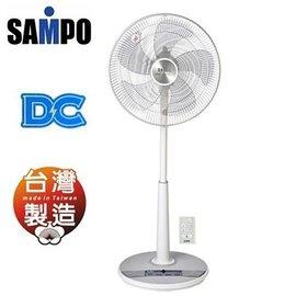 SAMPO聲寶 16吋ECO智能溫控DC節能風扇 SK-FG16DR 另售 SK-FG16DR **免運費**