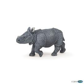 【法國 PAPO正品】精緻仿真動物模型 - 野生動物 50148 幼印度犀牛 Indian