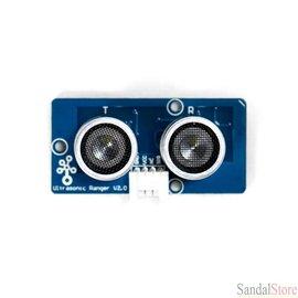 ~Myego^~物聯網~Raspberry Pi Ultrasonic Sensor 超音