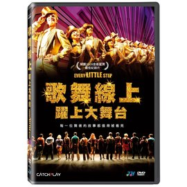 合友唱片 歌舞線上:躍上大舞台 DVD Every Little Step DVD