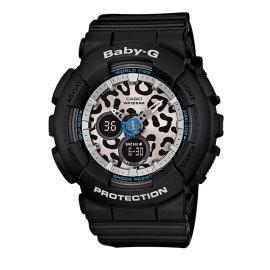 CASIO BABY~G 萬變百搭豹紋腕錶 BA~120LP~1ADR