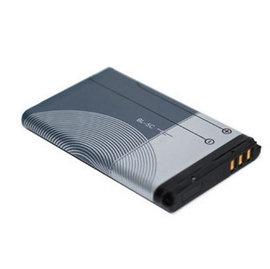 3.7V鋰電池 適用插卡音箱/MP3/小音箱/nokia BL4C/BL-4C電池 (足量890mAh) [KBO-00002]