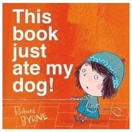 THIS BOOK JUST ATE MY DOG ~這本書吃了我的狗~