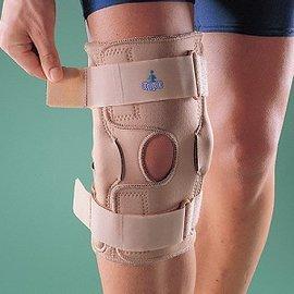 OPPO護具~前開式鋼條護膝護套1032 XL