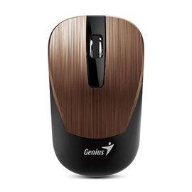 Genius NX~7015 藍光無線滑鼠^(銅色^)
