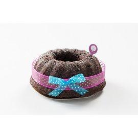 慶祝母親節Purple Matcha Salon宇治抹茶沙龍巧克力皇冠蛋糕 包裝