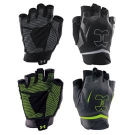 UA UNDER ARMOUR 男Flux訓練手套(半指手套 健身 單車【99301257】≡排汗專家≡
