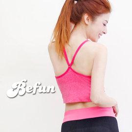 ~ BF 內著專科 ~^#EF AW15~1 背交叉束腹式 內衣 無鋼圈美型 活動墊 有氧