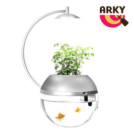 ARKY 香草與魚Herb & Fish 2016 -極光銀限量版-