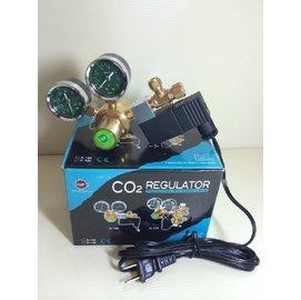 雅柏UP CO2 水草 錶 德製 電磁閥 1對1 雙錶 水草缸 魚缸 水族箱 二氧化碳 鋼