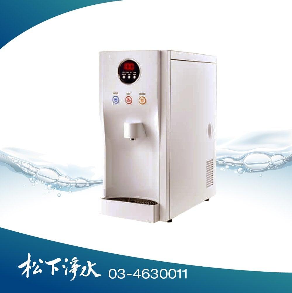 HT-201桌上型冰冷熱飲水機(內配紫外線殺菌生飲機或ro逆滲透純水機)