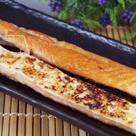 原封箱1~夯海鮮~鮮凍鮭魚肚條肉1000g 包~12包組^~每包只要 350元~ 下酒菜好