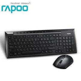 Rapoo 雷柏8200P 5G無線光學鍵鼠組,二色